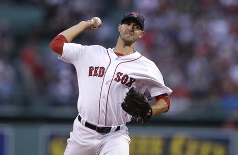 Rick Porcello adjusted to pressure-filled Boston | Sports and Performance Psychology | Scoop.it