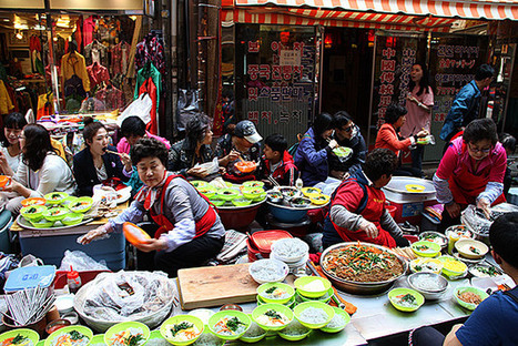 Grab a Seat in Eatery Alley | For 91 Days in Busan – Travel Blog | Random Travel Destinations | Scoop.it