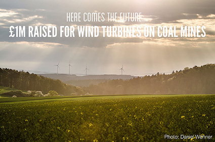 Wind turbines on old coal mines?   10:10   Environmental studies   Scoop.it