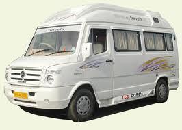 Tempo Traveler 14 Seater | Tempo Traveller Hire in India | Scoop.it
