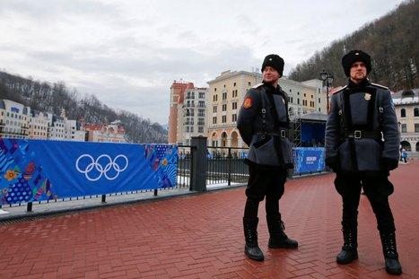 Putin's Criminal Olympics - Daily Beast | Sotchi Olympic game | Scoop.it