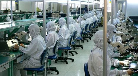 Chinese manufacturing hits 77-month low | sourcing manufactured parts | Scoop.it