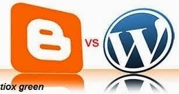 Blogger or WordPress , Wich The Better for your blog and why ? | Tiox Green | tioxgreen | Scoop.it