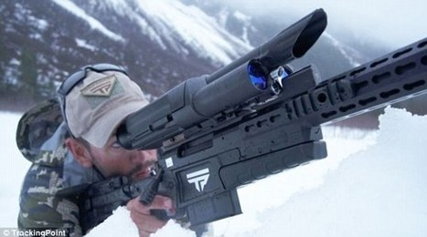 Self- aiming smart rifle can be HACKED | Nerd Vittles Daily Dump | Scoop.it