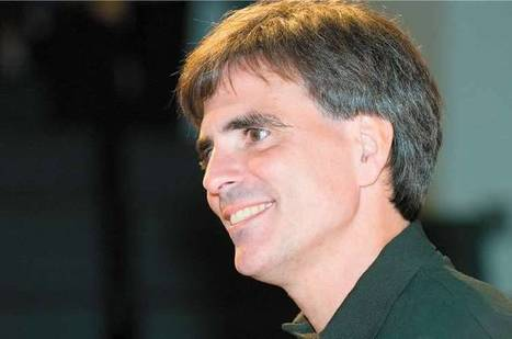 Randy Pausch: The dying man who taught America how to live   The Last Lecture by Randy Pausch Independent reading   Scoop.it