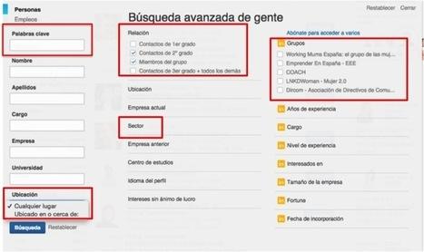 LinkedIn: Cómo crear una gran Red de Contactos - Virginia Guisasola | LinkedIn & Marca Personal | Scoop.it