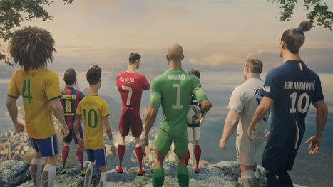 The Last Game NIKE FIFA 2014 Amazing Commercial - StoryPlug | FIFA 2014 | Scoop.it