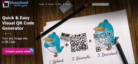 Visualead, transforma cualquier dibujo en un código QR | Curiosidades de la Red | Scoop.it