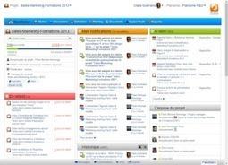 Planzone. Outil complet de gestion de projets en mode collaboratif | transition digitale : RSE, community manager, collaboration | Scoop.it