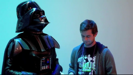 Gizmodo Interviews Darth Vader, Man of Few Words | All Geeks | Scoop.it