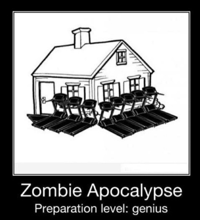 Zombies are real | Zombie Apocalypse Defense Force | Zombie Defense Force | Scoop.it