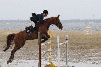 Du sable et des chevaux pour le derby d'Arcachon | Le Bassin d'Arcachon | Scoop.it