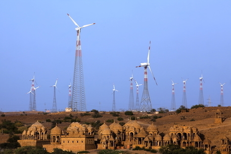 Indian Renewable Energy Sector to Create 2.4 Million Jobs by 2020 | The Energy Collective | Sustain Our Earth | Scoop.it