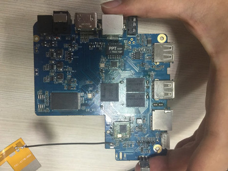 Eny EM95 Android Mini PC Runs Android 5.1 on Amlogic S905 Processor | Raspberry Pi | Scoop.it