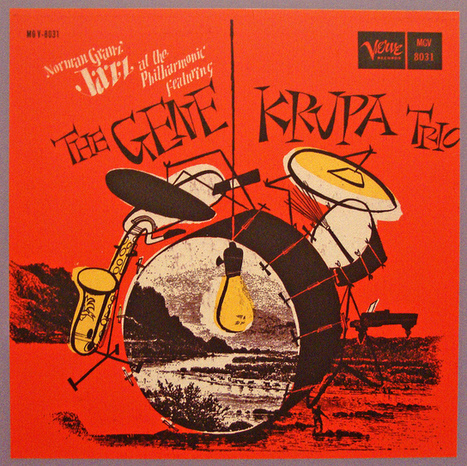The Art of Jazz – David Stone Martin | Mod Scene Weekly | Scoop.it