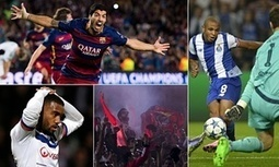 Champions League review: Luis Suárez steps up while Bate Borisov stun Roma - The Guardian | AC Affairs | Scoop.it