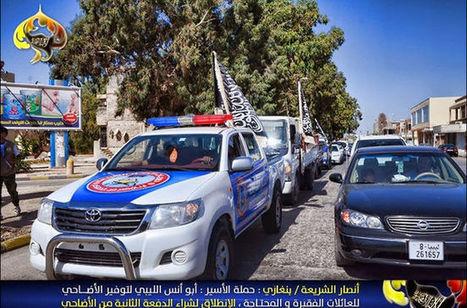 Ansar al-Sharia intensifies recruitment - magharebia.com   Saif al Islam   Scoop.it