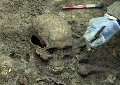 Medieval mass grave found at Durham University site   Monde médiéval   Scoop.it