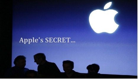 Apple's secret apps for employees only | iPhone Application Development | Scoop.it
