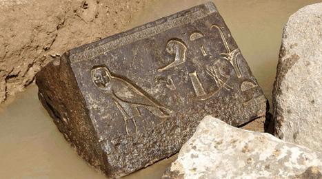 Descubren una cripta de la última dinastía faraónica en El Cairo | ArqueoNet | Scoop.it