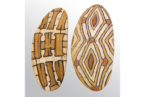 Two rare Aboriginal shields realize over $45,000 and two new global fine records set at Clars | Art Daily | arts premiers | Scoop.it