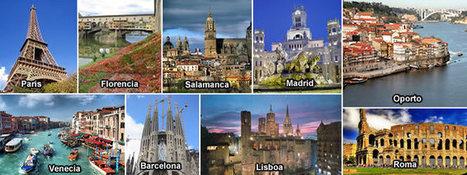 Crece el turismo en Europa un 2,7% cada año desde el año 2000.   La Cara Amable del Mundo   Zaragoza: ciudad digital   Scoop.it