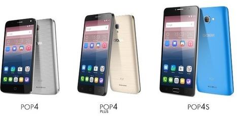 Alcatel Pop4 Pop 4S Pop 4Plus i nuovi gioielli Alcatel | AllMobileWorld Tutte le novità dal mondo dei cellulari e smartphone | Scoop.it