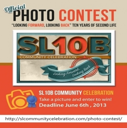 Second Life's 10th Birthday has an SL Photography Contest | Fiending on Feeds | Scoop.it