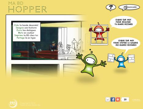 Hopper - RMN Bd | CRÉER - DESSINER EN LIGNE | Scoop.it