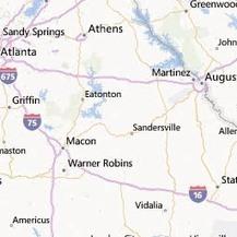 Broadband Interactive Map | Georgia Broadband | Around Georgia: art and whatnot | Scoop.it