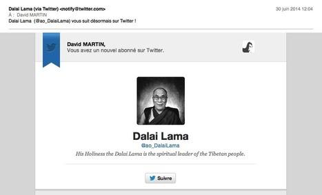Suivi par notre Sainteté – Le Dalaï Lama | Construire le monde de demain | Scoop.it