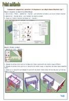 Une fiche méthode pour importer, pivoter et déplacer un objet dans SketchUp - TECHNOCODES | Ressources pour la Technologie au College | Scoop.it