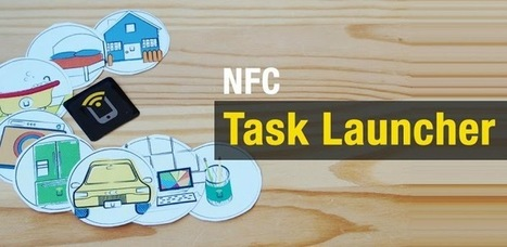 NFC Task Launcher - Applications Android sur GooglePlay   Android Apps   Scoop.it