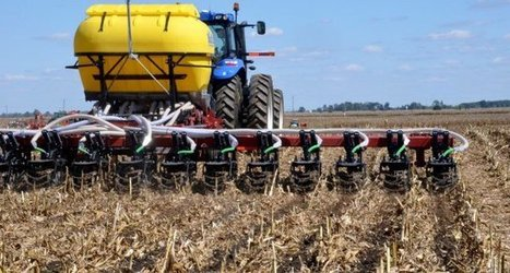 Nanotechnology in Agriculture | Nanotechnologies et agriculture | Scoop.it