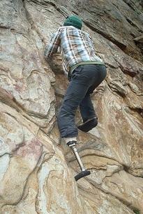 Purpose made climbing foot | Medical Engineering = MEDINEERING | Scoop.it