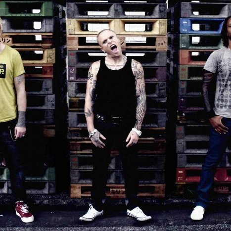The Prodigy release new single 'Nasty' | DJing | Scoop.it