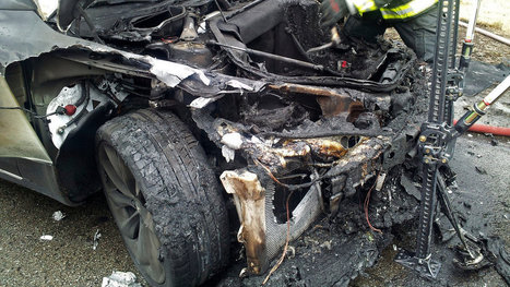 U.S. Safety Agency Opens Inquiry Into Tesla Fires | New York Personal Injury News | Scoop.it