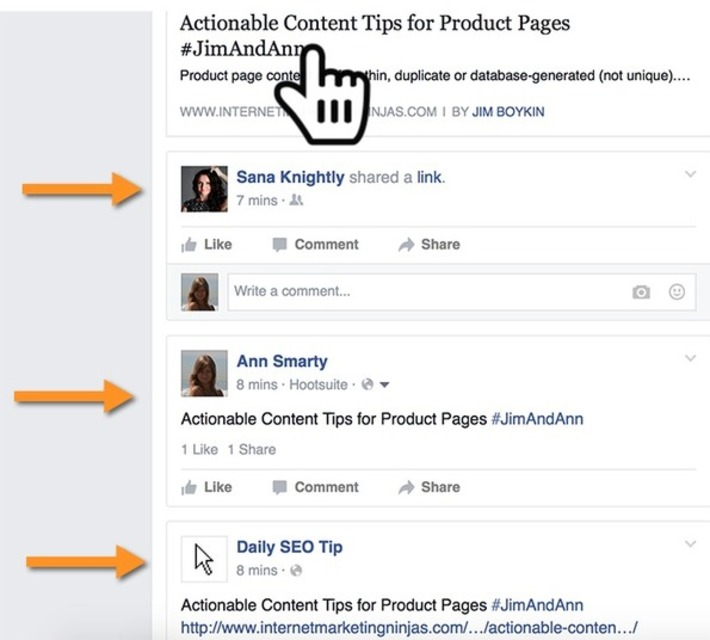 3 Ways to Trick Facebook Feed Algorithm to Get Seen by More People | Consumption Junction | Scoop.it