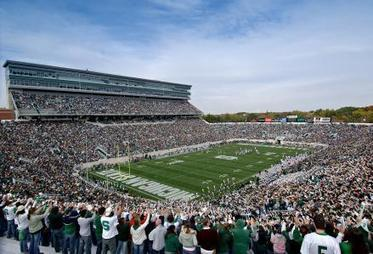 MSU chosen for pilot program to test safety at sports facilities | Sports Facility Management.4497049 | Scoop.it
