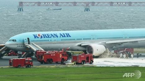 #Korean #Air passengers recall near-disaster at #Tokyo #airport — @barkinet #fb | Chromium | Scoop.it