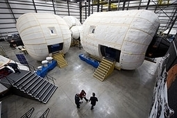 NASA Awards $17.8M Contract For Inflatable Addition To Space Station - Forbes | FabLabRo | Scoop.it