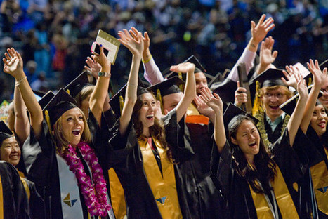 A Gallup survey of 30,000 college graduates found elite schools don't produce happier people | Aprendiendo a Distancia | Scoop.it