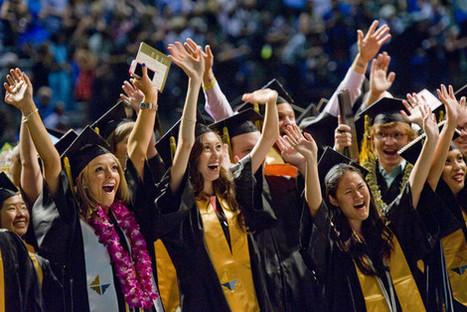 A Gallup survey of 30,000 college graduates found elite schools don't produce happier people | Kickin' Kickers | Scoop.it