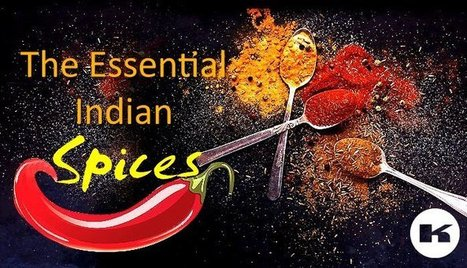 The Essential Indian Spices   Leisure, entertainment, hospitality in India   Scoop.it