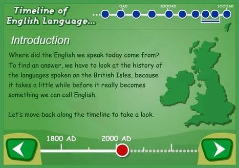 History of the English Language | Teaching (EFL & other teaching-learning related issues) | Scoop.it