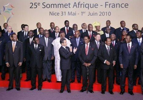 Libye -  Afrique - Sarkozy et ses caniches africains. | Actualités Afrique | Scoop.it