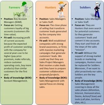 Sales Department Analysis (B2B)   commerciële vaardigheden   Scoop.it