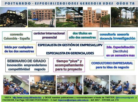 "UNIVERSIDAD DE SANTANDER - INVITACIÓN ...""Incorpórate a la familia UDES"" 