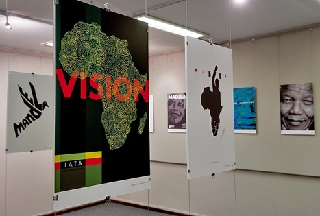 Mandela Poster Project Collective | What's new in Visual Communication? | Scoop.it
