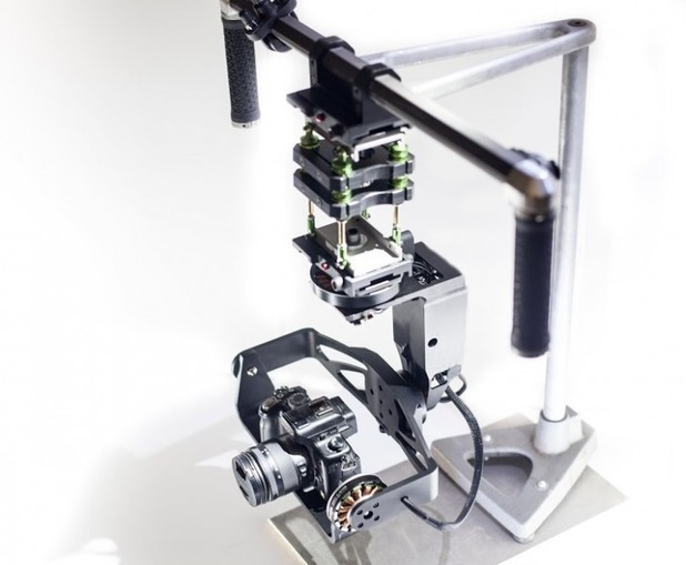 What Comes After 3-Axis Gimbals? Maybe The 4-Axis Eyeconic Origin